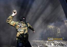 Crackdown in Kiev