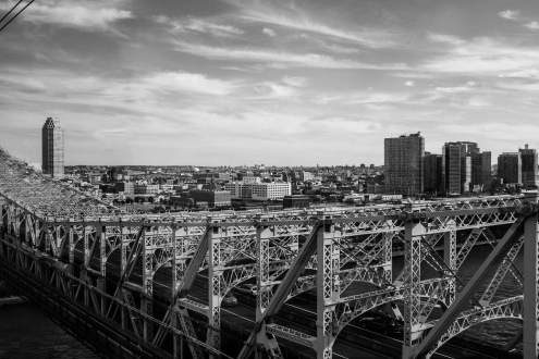 Long Island City and Queensboro bridge