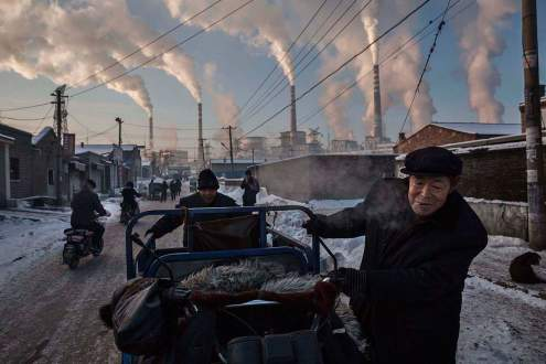 China's Coal Addiction. Global warming