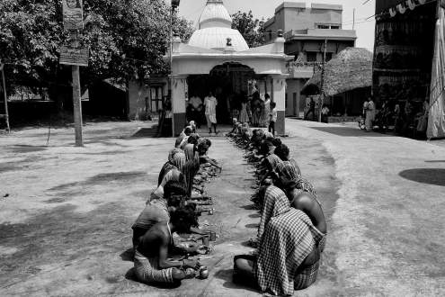 The Gajan Festival is a Folk Ritual in the eastern part of India