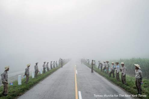 A Nation in Mourning: Images of Cuba After Fidel Castro